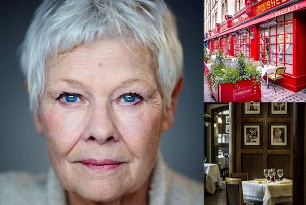 Stars of the West End stage share intimate secrets with guests in an intimate dinner setting